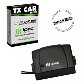Controle Abrir Portão Farol De Carro Tx Car - 433,92 Sensor