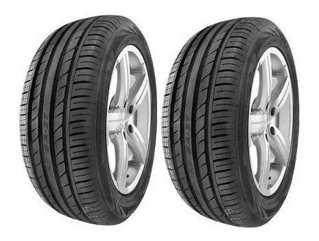 Kit 2 Pneus West Lake 205/55 R17 Sa 37 95w