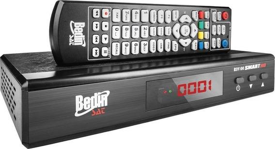 Receptor De Tv Digital Usb Smart Hd Anadigi Bs 9100 Bedinsat