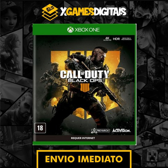 Call Of Duty Black Ops 4 Xbox One Digital Online