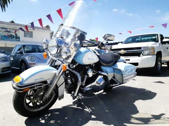 Harley Davidson Road King Police 2001