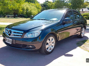 Mercedes Benz Clase C200 Cgi At Blueefficiency Nuevo