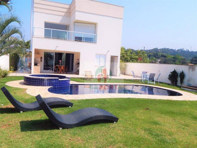 Casa Residencial Para Venda E Locação, Jardim Do Golf I, Jandira - Ca0056. - Ca0056