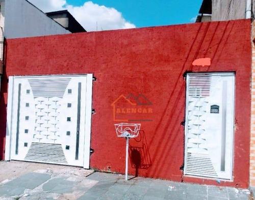Casa À Venda Por R$ 371.000,00 - Jardim Norma - São Paulo/sp - Ca0094
