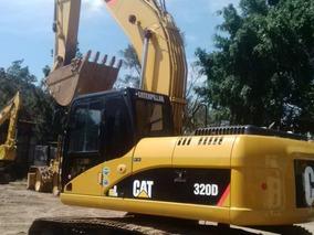Excavadora 320d 2009