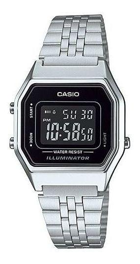 Relógio Unissex Casio Vintage La680wa-1bdf