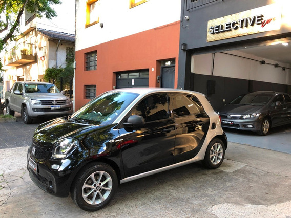Smart Forfour 2016 1.0 City Año 2016 Con 51000 Km