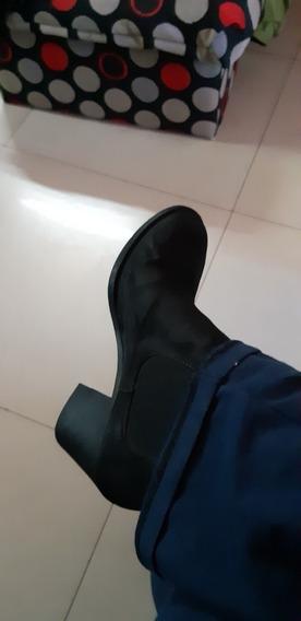 Bota Gamuzada H &m