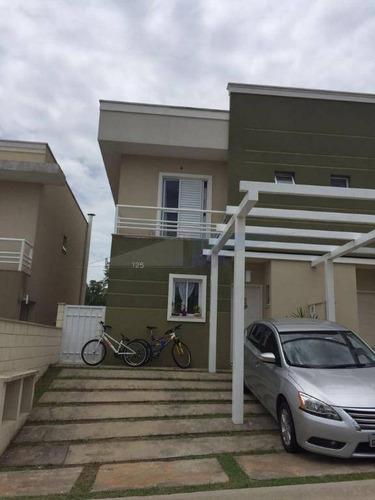 Casa Com 3 Dormitórios À Venda, 100 M² Por R$ 660.000,00 - Quebec Ville - Cotia/sp - Ca0156