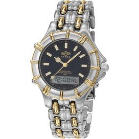 Relógio Magnum Feminino Steel Original Garantia Nfe Ms10012p