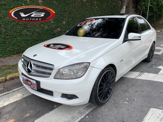 Mercedes-benz Classe C 2011 1.6 Classic Special Kompresso
