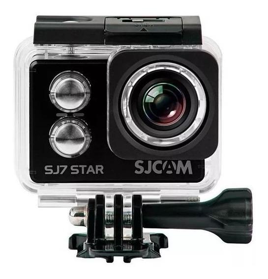 Câmera Sjcam Sj7 Star Wifi Original Filmadora 4k Usada