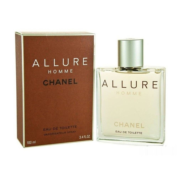 Perfume Chanel Allure Homme Edt 100ml