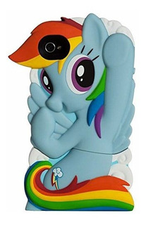 Huckleberry Characovers Mi Pequea±o Pony Rainbow Dash Ipho