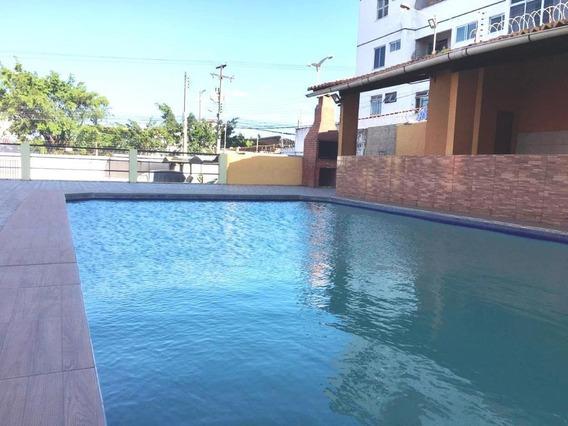 Apartamento Em Messejana, Fortaleza/ce De 45m² 2 Quartos À Venda Por R$ 125.000,00 - Ap329595