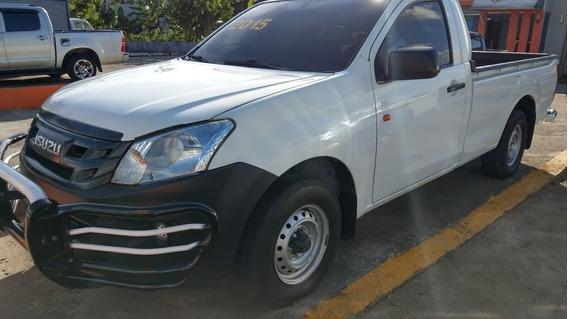 Isuzu D-max Cabina Sencilla Blanca 2015
