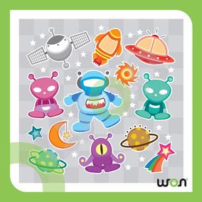 Adesivos Stickers Cartela 500x500mm