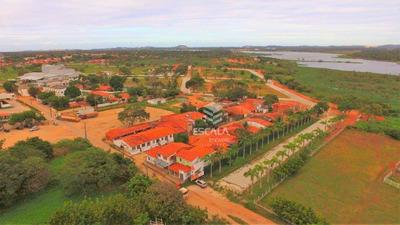 Terreno À Venda, 322 M² , Condomínio Vilas Do Lago, Por R$ 128.800 - Lagoa Redonda - Fortaleza/ce - Te0163