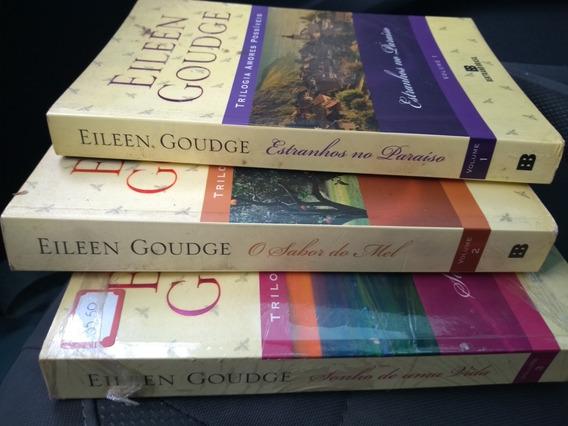 Livro Trilogia Amores Possiveis Eileen Goudge 3 Volumes