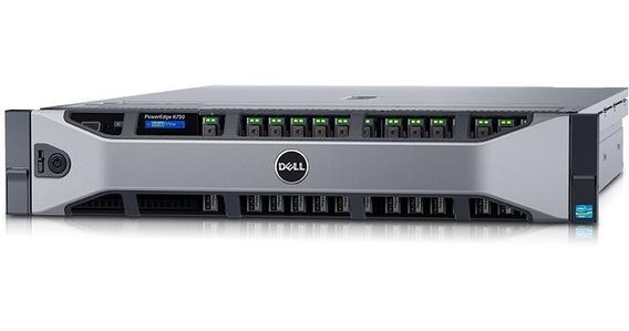 Servidor Poweredge R730xd Xeon E5-2697v3 14/28 Cores 256gb