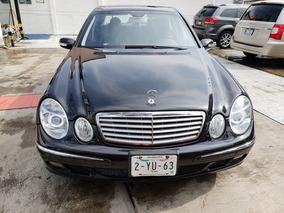 Mercedes-benz E500 B4 Blindado 2006 Socio Anca