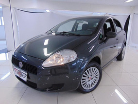 Fiat Punto Attractive 4p Flex 2012