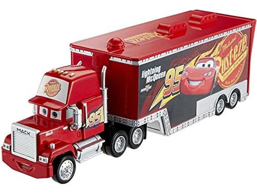 Camion De Pixar Cars 3 Para Niños Color Rojo