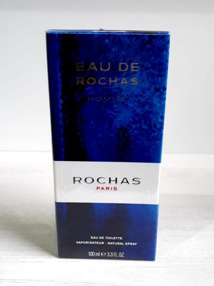 Perfume Eau De Rochas Homme Edt 100ml