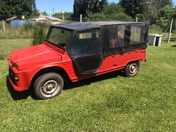 Citroen Mehari Impecable 1977 Horacio53