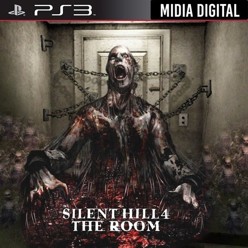 Silent Hill 4 The Room - Ps2 Classic - Ps3 Psn*
