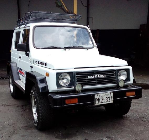 !vendo Barato Jeep Suzuki 4x4 Samurai Sj 413 V Año 1992¡¡