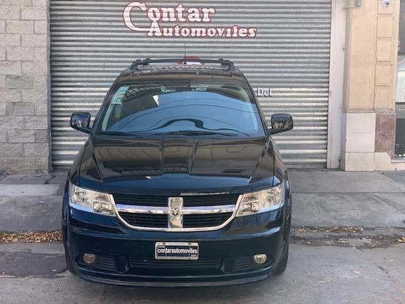 Dodge Journey Rt 2,7 Atx Techo- Cuero