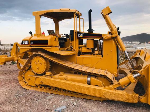 Tractor Bulldozer D6r Xl Año 2002 Tomo Auto O Maquinaria