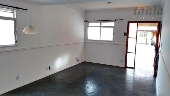 Casa Com 3 Dormitórios Para Alugar, 107 M² Por R$ /mês - Parque Residencial Presidente Médici - Itu/sp - Ca0337