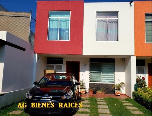 Casa En Coto, Excelente Ubicacion, Volcan Ajusco, Av Patria