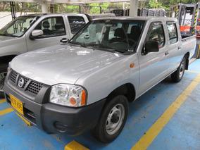 Nissan Frontier Np 300 D22 4x2 Doble Cabina 201 Plata