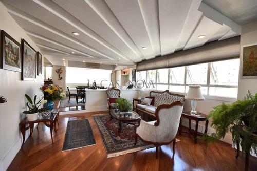 Imagem 1 de 28 de Apartamento Á Venda E Para Aluguel Em Campo Belo - Ap002365