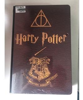 Livro Bau Caixa Organizador Harry Potter - Madeira 30cm