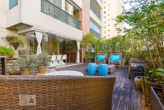 Apartamento No 1º Andar Com 2 Dormitórios E 2 Garagens - Id: 892970867 - 270867