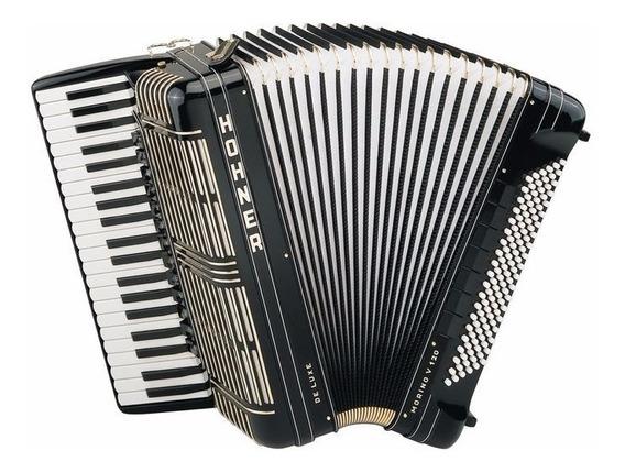 Hohner Morino 4 120 Acordeon A Piano 120 Bajos 41 Teclas 11r