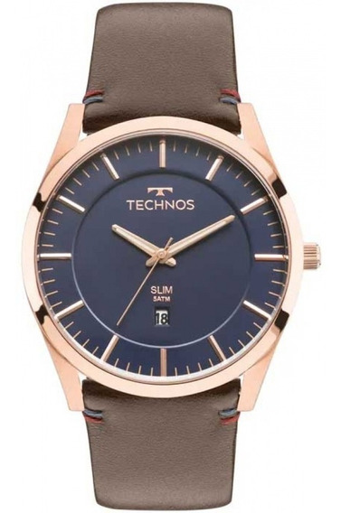 Relógio Technos Masculino Analógico Gm10yh/2a