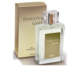 Perfume Importado Hinode Traduções Gold 100ml N° 31 Lapidus