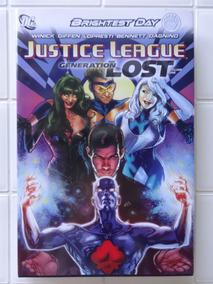 Justice League Generation Lost Vols 1 E 2 - Brightest Day