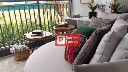 Apartamento À Venda, 83 M² Por R$ 714.387,00 - Santo Amaro - São Paulo/sp - Ap26757