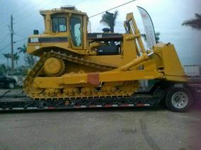 Tractor De Orugas, Marca: Caterpillar, Modelo: D8n, Año 1996