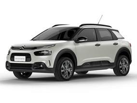 Citroën C4 Cactus Feel 1.6 16v Flex Aut Novo