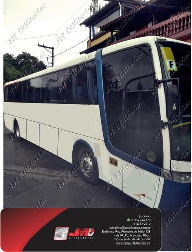 Busscar Vista Buss Lo Ano 2007 Scania K340 Jm Cod 388