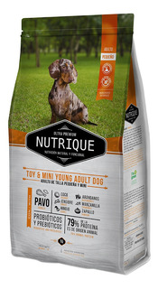 Nutrique Toy Mini Young Adult 3 Kg