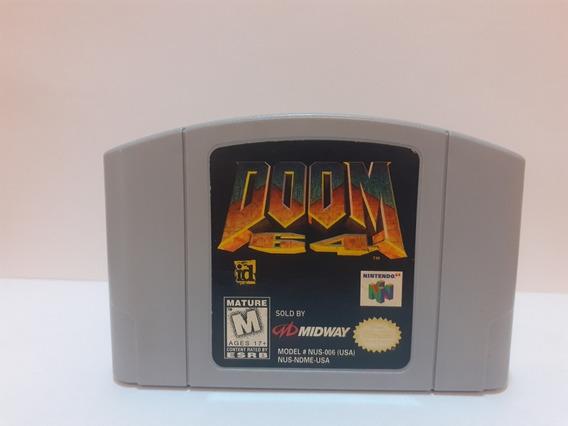 Jogo Doom 64 Original N64 Nintendo