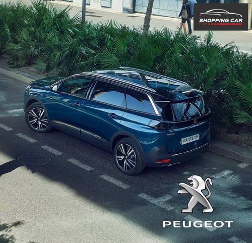 Peugeot 5008 1.6 Turbo Automática 2021 0km